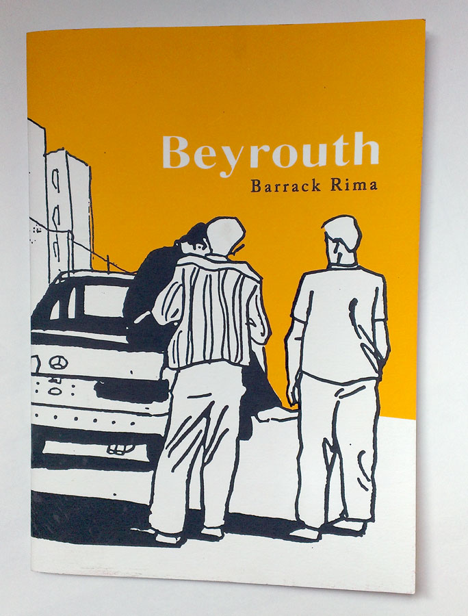 Beyrouth by Barrack Rima