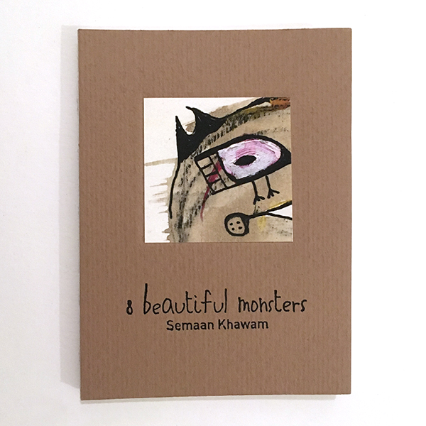 8 beautiful monsters by Semaan Khawam