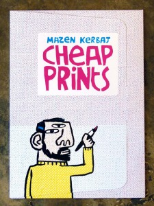 Cheap Prints by Mazen Kerbaj